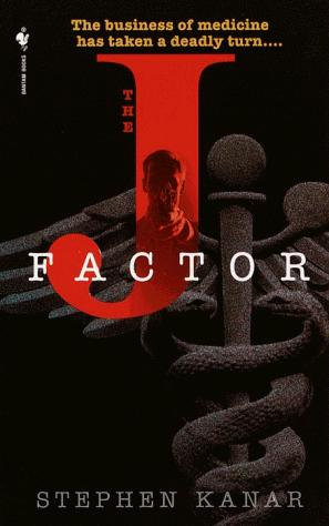 The J factor by Stephen Kanar