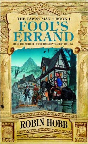 Fool's Errand (Tawny Man #1)