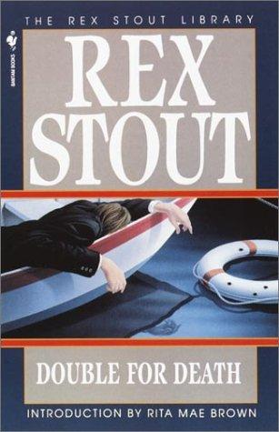 Double for Death (Crime Line) by Rex Stout