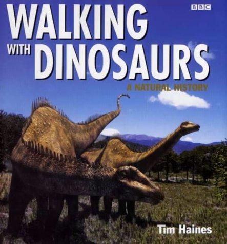 Libro de segunda mano: Caminando con Dinosaurios