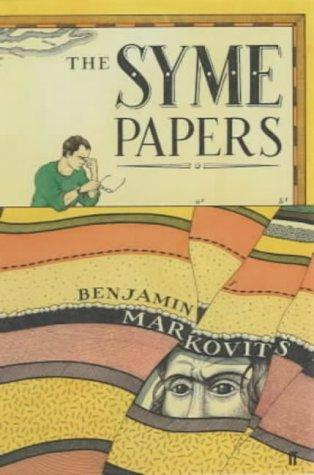 The Syme papers by Benjamin Markovits