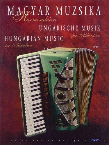 Hungarian Music for Accordion by Gabor Vas