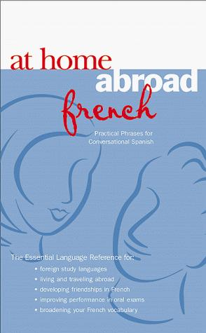 At home abroad French by Harrison, Helen