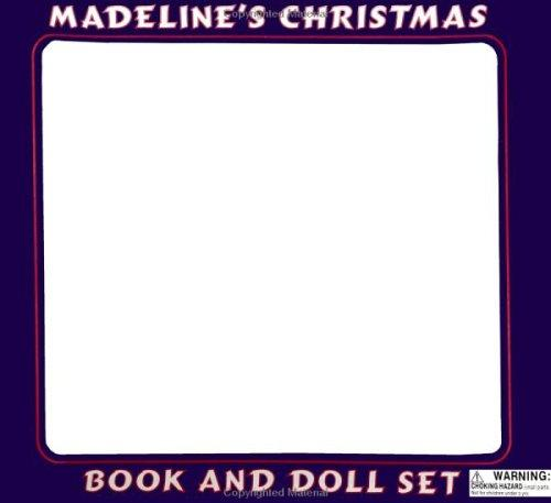 Madeline's Christmas Book and Doll by Ludwig Bemelmans