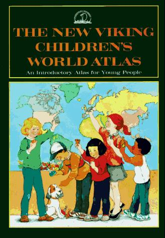 The New Viking Children's World Atlas by Jacqueline Tivers