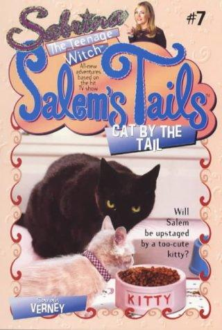 Cat by the Tail (Salem's Tails) by Sarah J. Verney