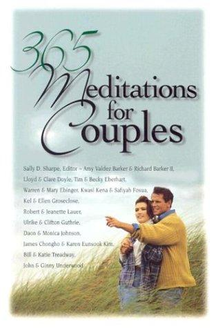 365 meditations for couples by