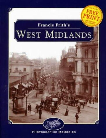 Francis Frith's West Midlands by Clive Hardy