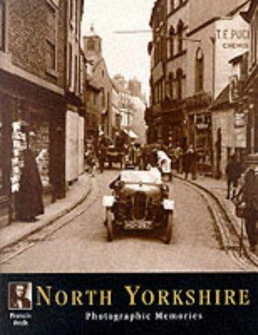 Francis Frith's North Yorkshire by Clive Hardy