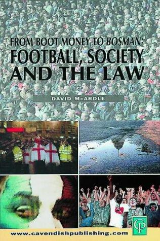Football Society & The Law by Mcardle