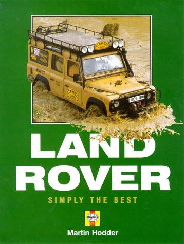 Land Rover by Martin Hodder