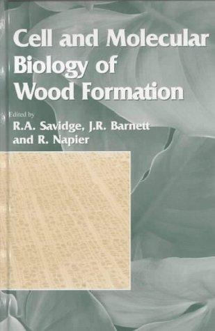 Cell and Molecular Biology of Wood Formation (Experimental Biology Reviews) by R. A. Savidge