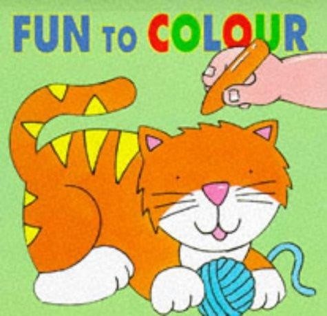 Fun to Colour (Fun to Colour Fun to Learn) by David Crossley