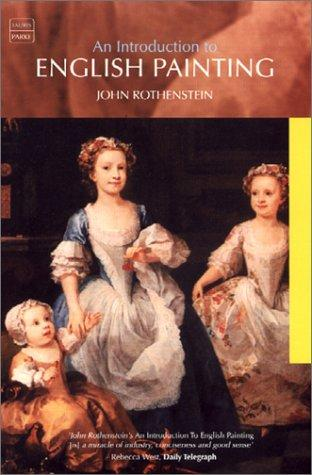 An Introduction to English Painting by John Rothenstein