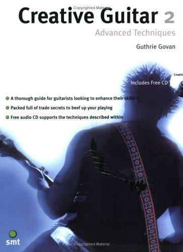 Creative Guitar 2 by Guthrie Govan