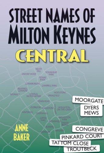 Street Names of Milton Keynes