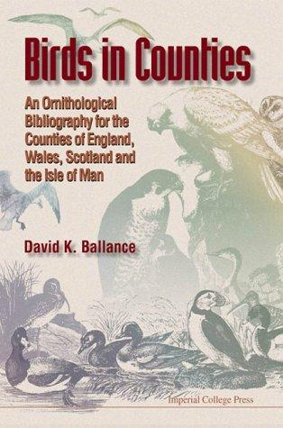 Birds in Counties by David K. Ballance