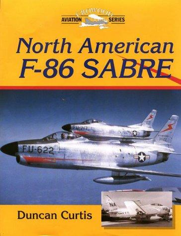 North American F-86 Sabre by Duncan Curtis