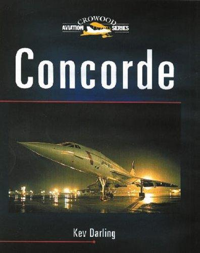Concorde by Kev Darling
