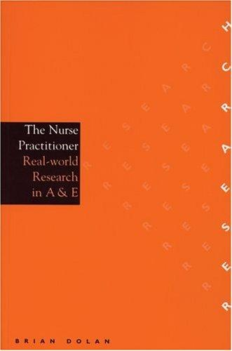 The Nurse Practitioner (Research In Nursing (Whurr)) by Dolan