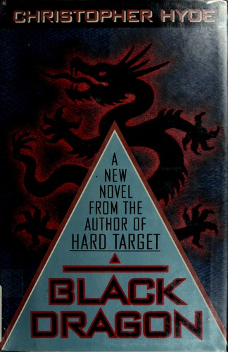 Black dragon by Christopher Hyde, Christopher Hyde