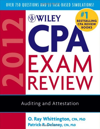Wiley CPA exam review by