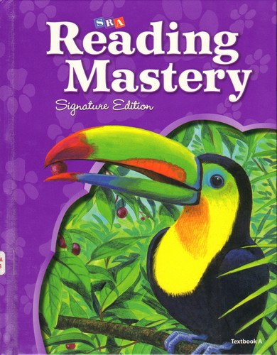 SRA Reading Mastery by