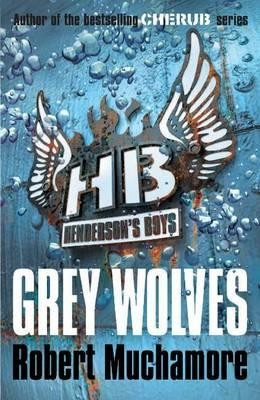 Henderson's Boys 4 Grey Wolves by