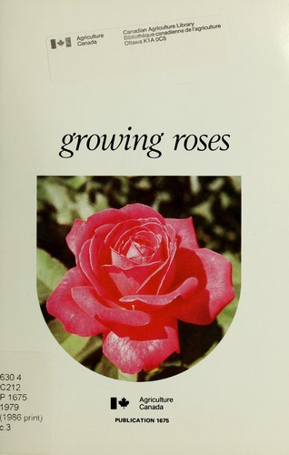 Growing Roses by T. J. Cole