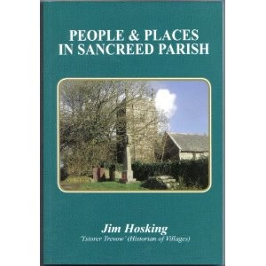 People and places in Sancreed parish by