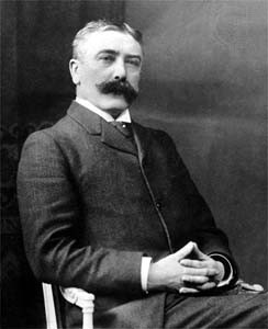 Photo of Ferdinand de Saussure