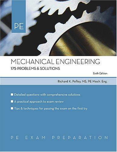Mechanical engineering problems & solutions by Jerry Hamelink, John Constance
