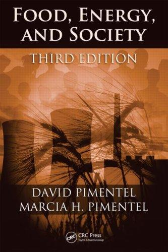 Food, Energy, and Society, Third Edition by