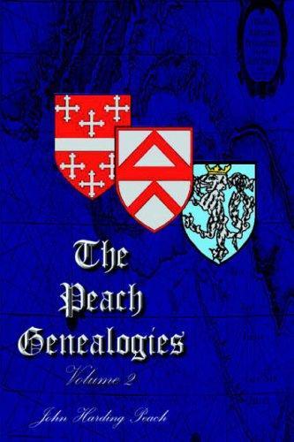 The Peach Genealogies