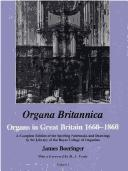 Organa britannica by James Boeringer