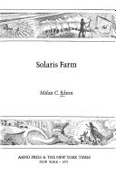 Solaris Farm by Milan C. Edson