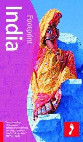 Footprint India Handbook by Robert Bradnock, Roma Bradnock