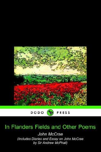 In Flanders Fields and Other Poems by McCrae, John