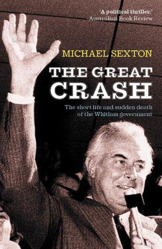 The Great Crash by Michael Sexton