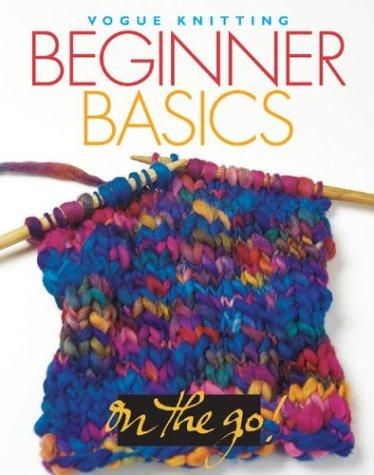 Vogue Knitting on the Go by Trisha Malcolm