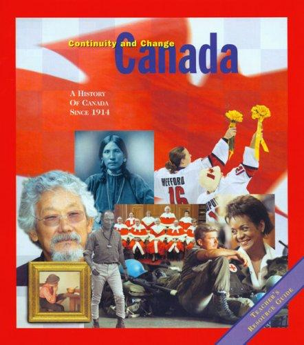 Canada Continuity and Change by Don Quinlan