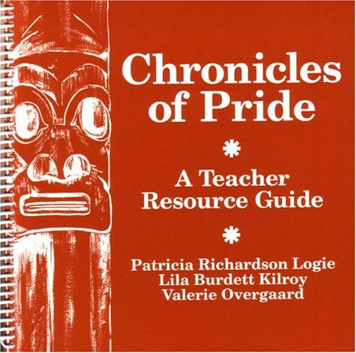 Chronicles of Pride by Patricia Logie
