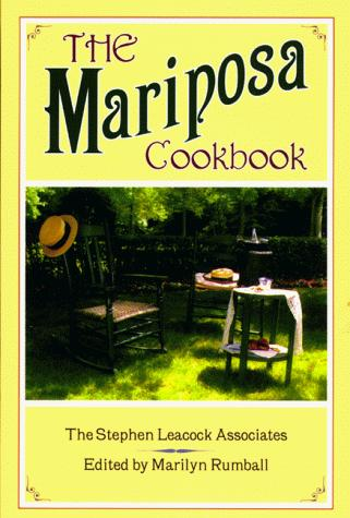 Mariposa Cookbook by Marilynn Rumball