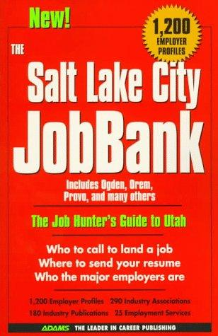 The Salt Lake City Jobbank by Steven Graber