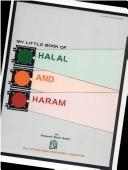 My little book of Halal and Haram by Mohammad Mazhar Hussani