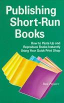 Publishing Short-Run Books