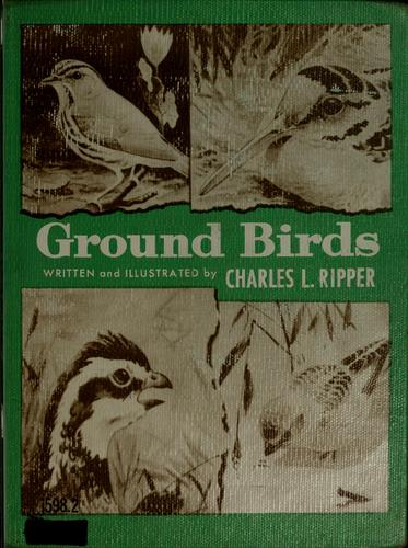 Ground birds by Charles L. Ripper