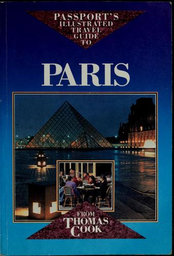Passport's illustrated travel guide to Paris by Elisabeth Morris