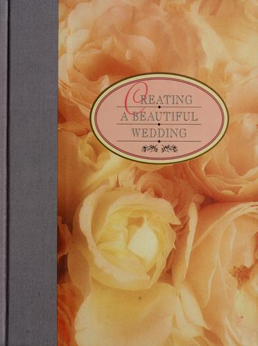 Creating a beautiful wedding by