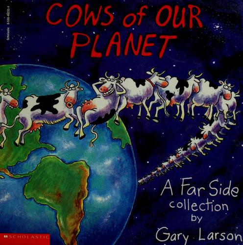 Cows of our planet by Gary Larson
